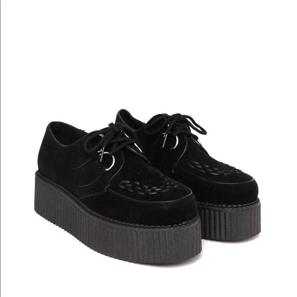 1bd121c3c Nasty gal vegan platform sneakers. M_5ad80d3772ea88241d73342e